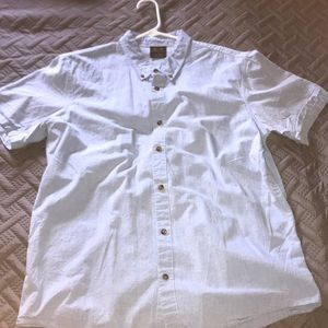 Oakley Woven Men's Button Up